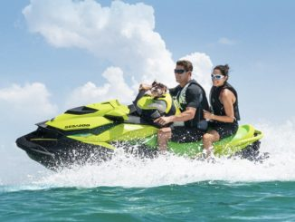 Sea-Doo Watercraft - yacht and sea