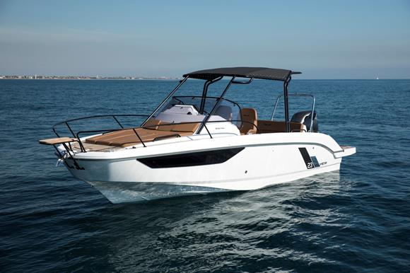 New Beneteau Flyer 23 - 2 - yacht and sea