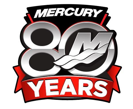 Mercury Marine 80th anniversary - yacht and sea