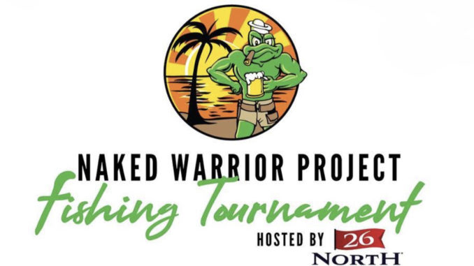 Naked warrior Project Fishing Tournament