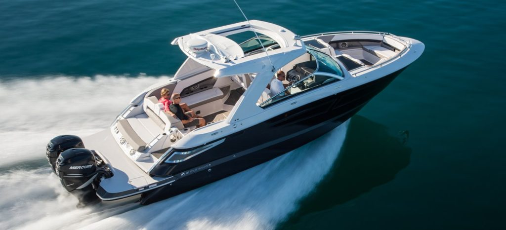2019 Four Winns horizon 350 OB - Yacht and sea