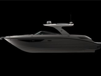 2020 Sea Ray SLX 350 - yacht and sea