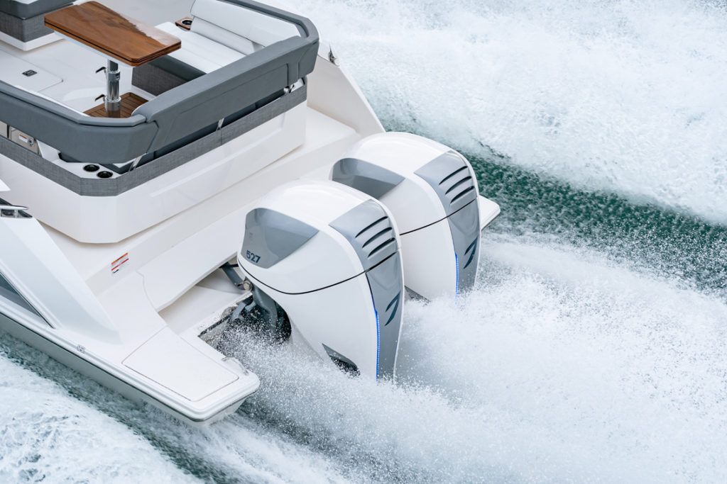 Tiara Sport 38 LS - 7 - yacht and sea