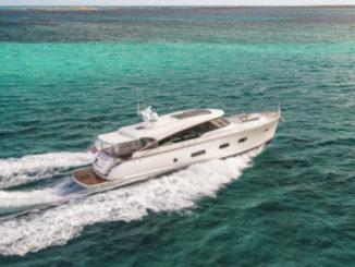 Belize 66 sedan-yacht and sea