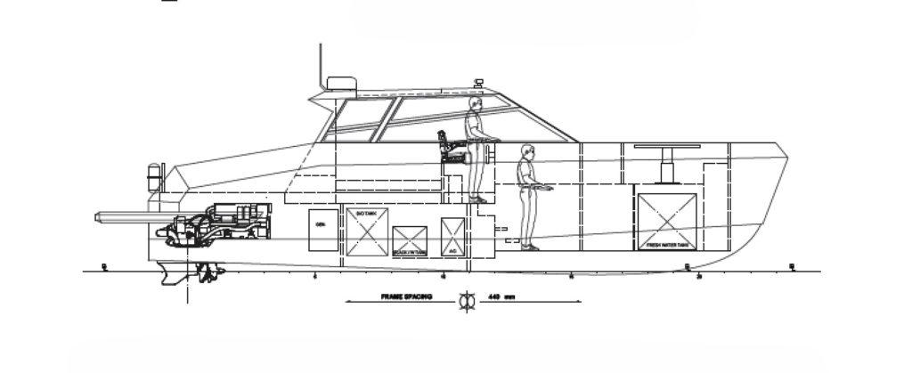 Mazu 42 ST-layout-yacht-and-sea
