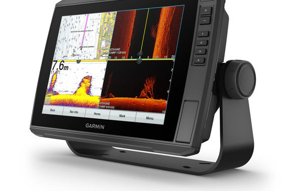 Garmin Echomap Ultra 102sv - yacht and sea