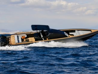 Technohull Omega 45 - 1 - yacht and sea