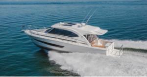Riviera 395 SUV - 1 - yacht and sea