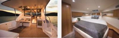 Riviera 395 SUV - 2 - yacht and sea