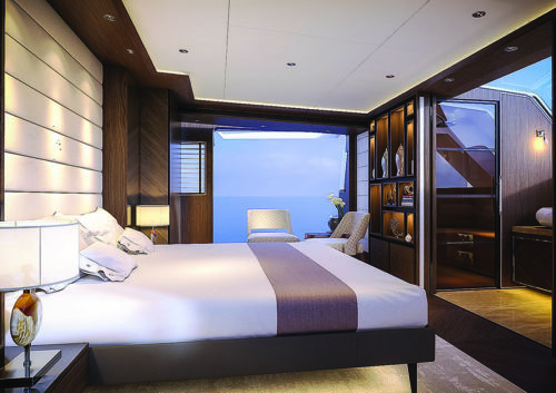 Sirena 88 interior3 - yacht and sea