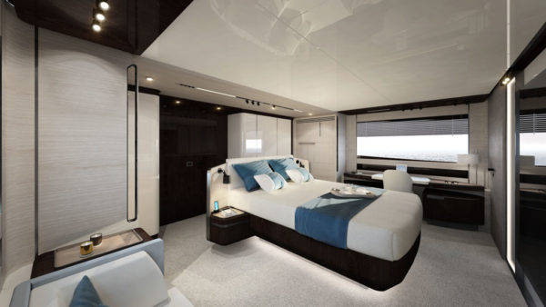 Azimut S10_owner cabin (2)_yacht and sea