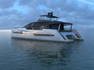 Privilege Furio 6 - Yacht and sea
