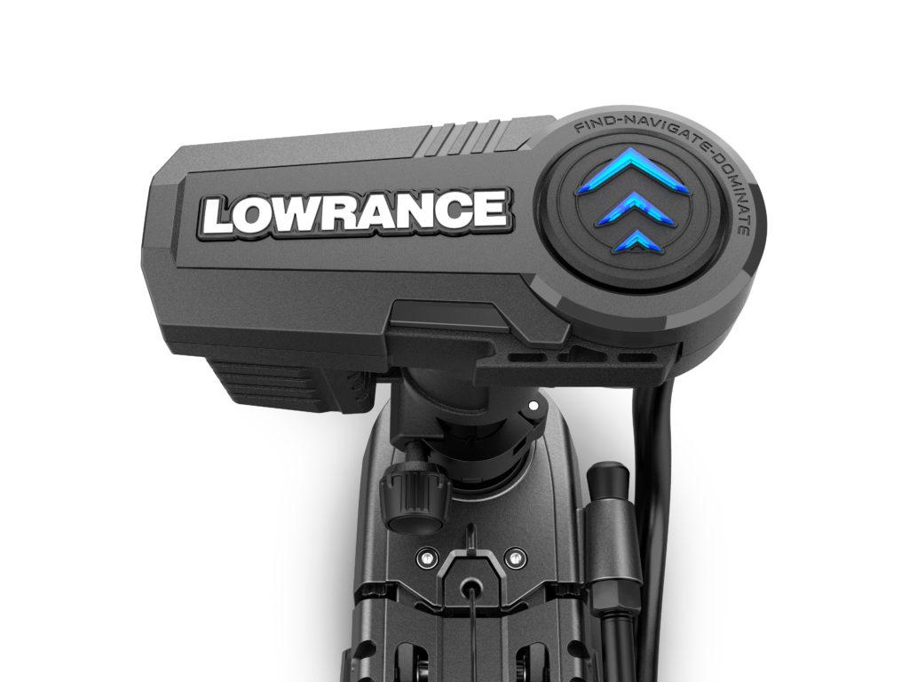 Lowrance Ghost trolling motor  - head