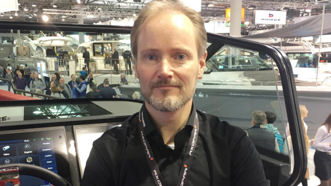 Jan Erik Viitala - Axopar CEO