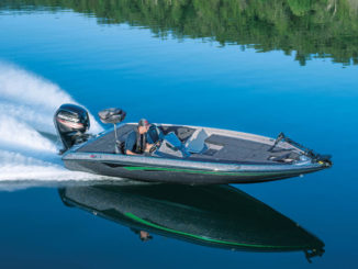 Ranger Z175 running - Yacht and Sea
