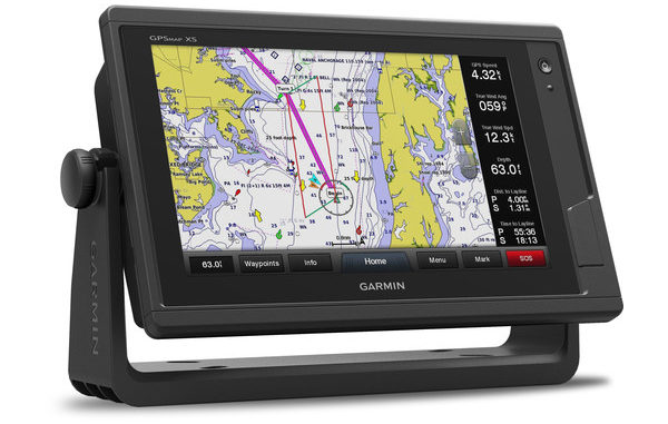 Garmin GPSMAP 942xs front