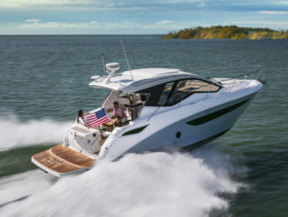 Sea Ray sundancer 350 Coupe - yacht and Sea