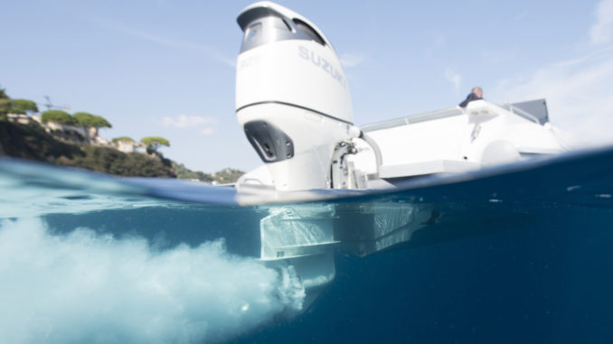 Suzuki watergrips - water