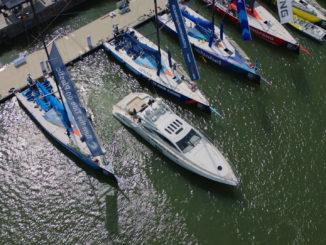 Volvo Penta self docking yacht concept1