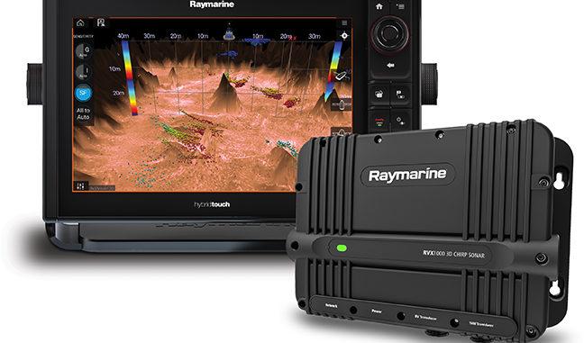 Raymarine update