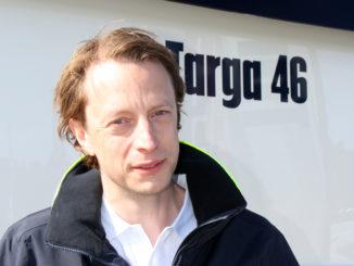 Robert Capelan - Marketing Manager Targa