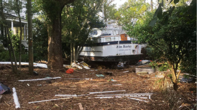 How to Recover Your Boat After a Hurricane