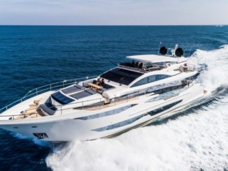 Pearl 95_Running - Yacht and Sea