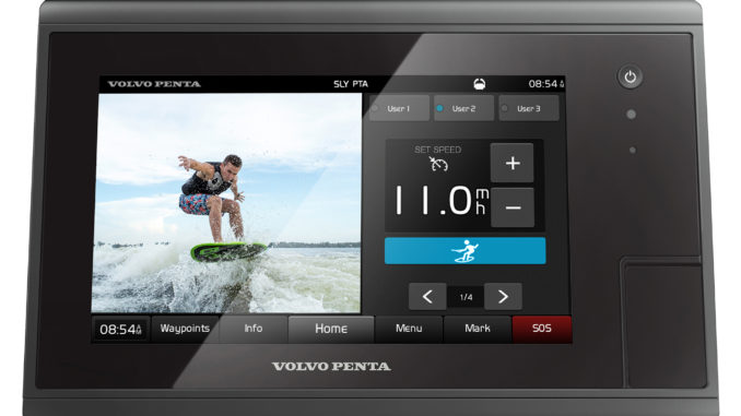 Volvo Penta Water Sport Control - 1 - Yacht and Sea