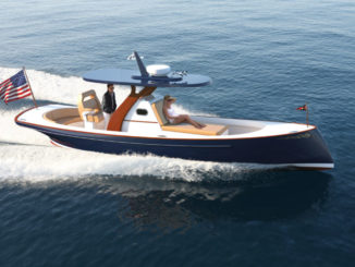 Moores M30 - yacht and sea