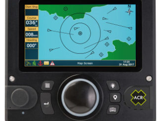 ACR Electronics AISLink CA2 Class A AIS Transponder - yacht and sea