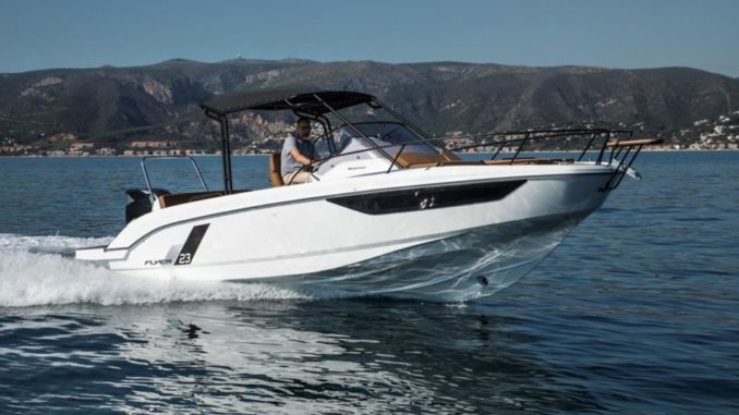 All New Beneteau Flyer 23