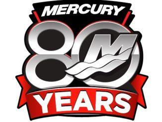 Mercury Marine 80th anniversary - yacht and sea