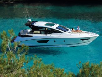 Beneteau Gran Turismo 46 - yacht and sea