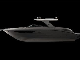 2020 Sea Ray SLX 350 - yacht and sea