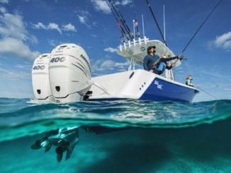 Mercury 400hp_Verado_nav - yacht and sea