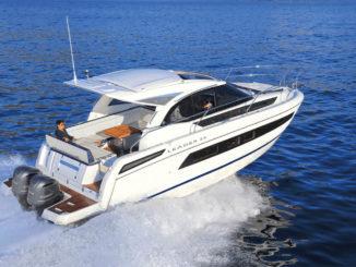 Jeanneau leader 33 OB - yacht and sea