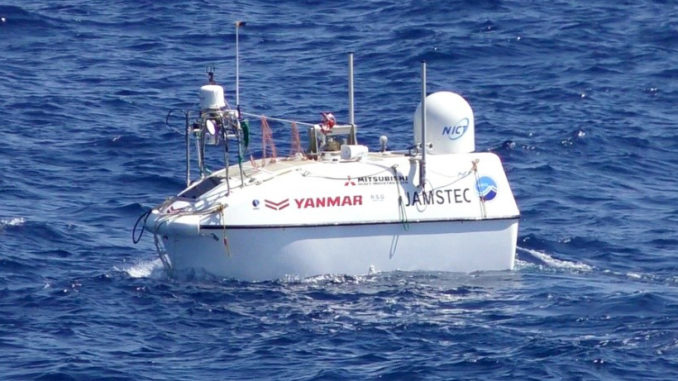 Yanmar robot_boat - yacht and sea