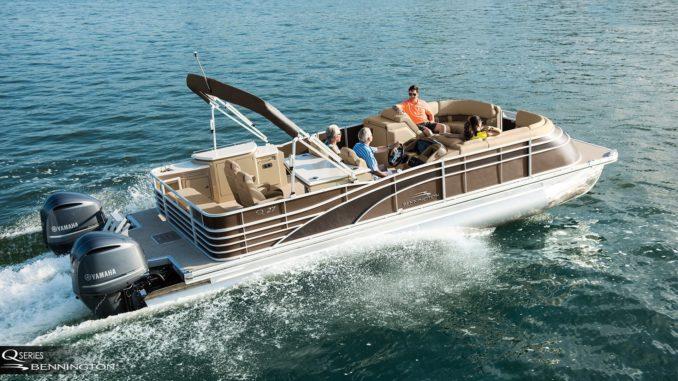 Bennington Q 27-5-yacht-and-sea