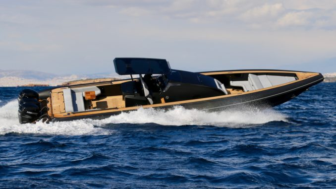 Technohull Omega 45 - 1 - yacht and sea