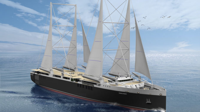 Neoline on the sea - yacht and sea