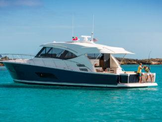 Riviera-525-SUV-Fishing - yacht and sea