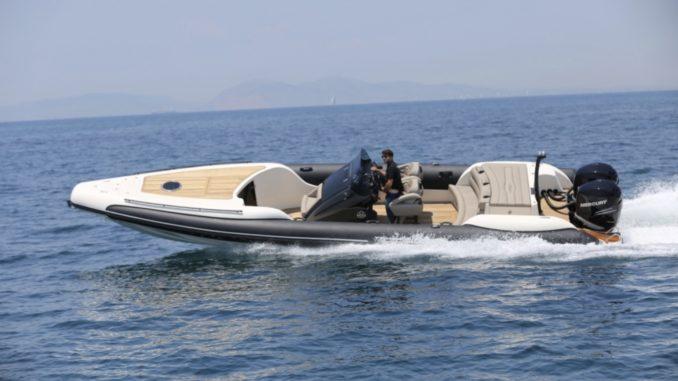 Technohull SeaDNA 999G5 - yacht and sea