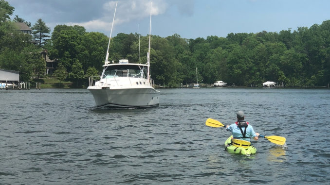 BoatUS safety tips- yacht and sea