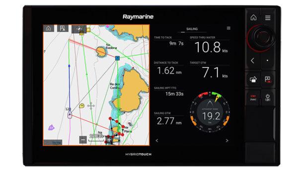 Raymarine LightHouse Annapolis 1- yacht and sea