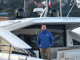 Ben Sangster - Fairline Yachts