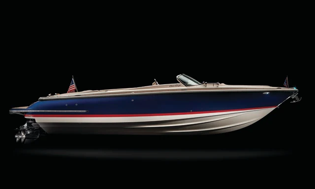 Chris-Craft-Argo-yachting - yacht and sea